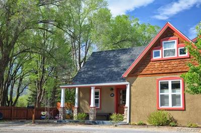 Salida Single Family Home Active: 125 East Eleventh Street
