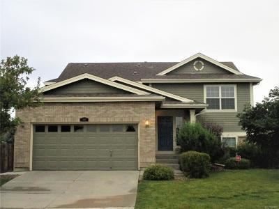 Arapahoe County Single Family Home Active: 397 North Millbrook Street