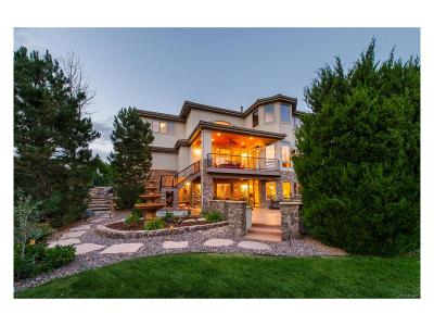 Highlands Ranch Single Family Home Under Contract: 714 Chamberlain Way