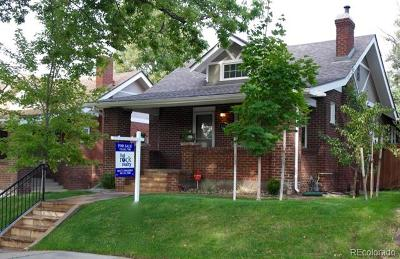 Denver Single Family Home Active: 684 South Williams Street