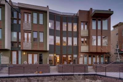 Denver Condo/Townhouse Active: 1975 West 34th Avenue #9