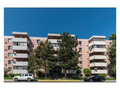 Condo/Townhouse Sold: 1011 South Ironton Street #510