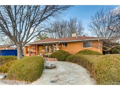Westminster Single Family Home Under Contract: 6950 Clay Street