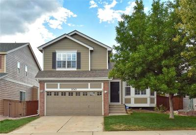 Highlands Ranch Single Family Home Under Contract: 9743 Sun Meadow Street
