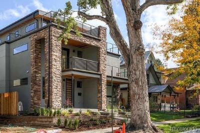 Denver Condo/Townhouse Under Contract: 4254 Perry Street