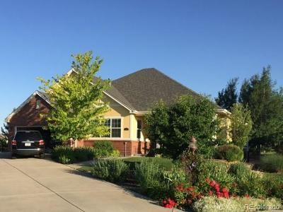 Thornton Single Family Home Under Contract: 8846 East 152nd Place