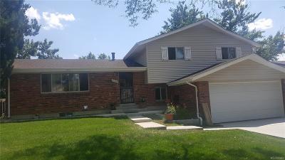 Aurora, Denver Single Family Home Active: 13208 East Exposition Drive
