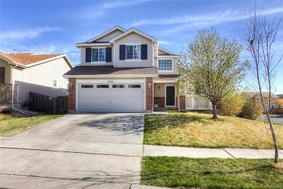 Commerce City Single Family Home Active: 16322 East 107th Avenue