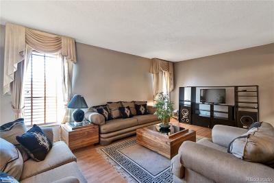 Denver Single Family Home Active: 4820 Quentin Street