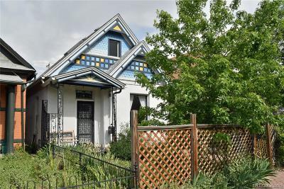 Baker, Baker/Santa Fe, Broadway Terrace, Byers, Santa Fe Arts District Single Family Home Active: 246 Galapago Street
