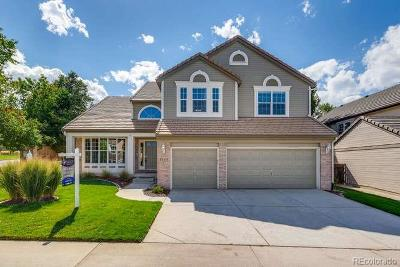 Highlands Ranch Single Family Home Active: 8600 Forrest Drive