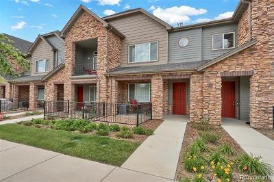 Littleton Condo/Townhouse Active: 586 East Dry Creek Place