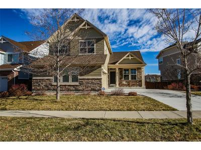 Aurora Single Family Home Under Contract: 5638 South Buchanan Street
