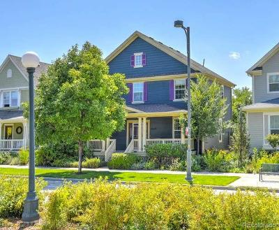 Denver Single Family Home Active: 8660 East 29th Avenue
