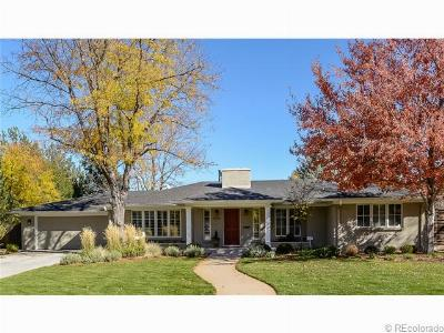 Single Family Home Sold: 660 South Monroe Way