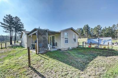 Elbert County Single Family Home Under Contract: 40571 Topaz Drive