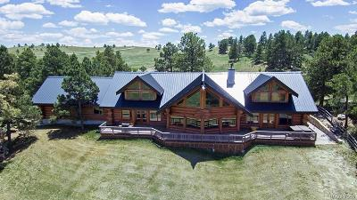 Kiowa Single Family Home Active: 31856 County Road 31