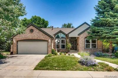 Arvada Single Family Home Active: 8464 Oak Way