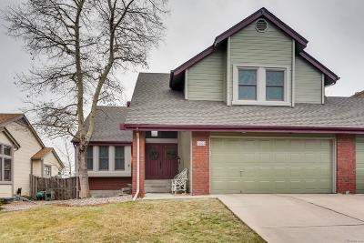 Centennial Single Family Home Active: 5888 South Lisbon Way