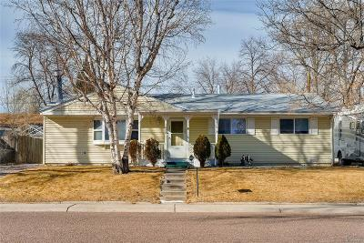 Security Single Family Home Under Contract: 1628 Rosemont Drive
