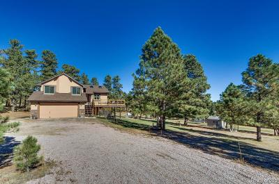 Kiowa Single Family Home Active: 27758 Forest Ridge Drive