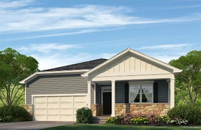 Lochbuie Single Family Home Active: 837 Draw Street