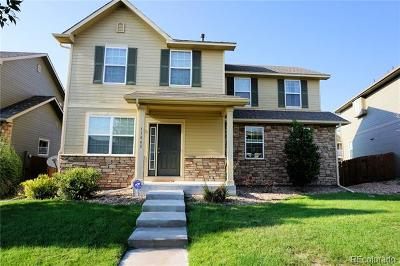 Commerce City Single Family Home Active: 11863 East 111th Avenue