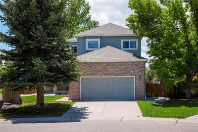 Highlands Ranch Single Family Home Under Contract: 322 Florence Court