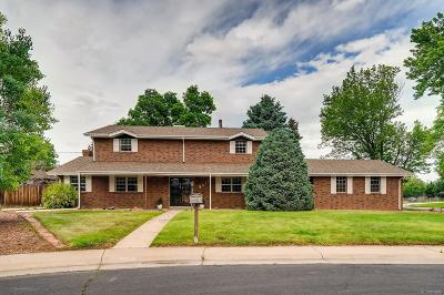 Single Family Home Active: 8611 West 69th Place