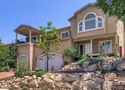 Colorado Springs Single Family Home Active: 1550 Manitou Boulevard
