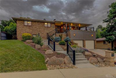 Arvada Single Family Home Active: 8169 West 69th Way
