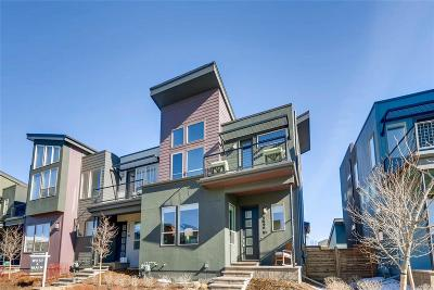 Denver Condo/Townhouse Active: 5046 Valentia Street #101