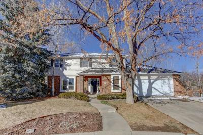 Littleton Single Family Home Active: 5153 West Fair Avenue