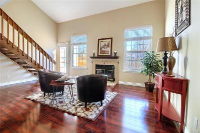 Littleton Condo/Townhouse Under Contract: 6891 South Dover Way