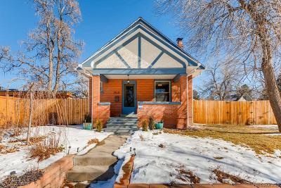 East Colfax, Montclair Single Family Home Active: 1460 Magnolia Street