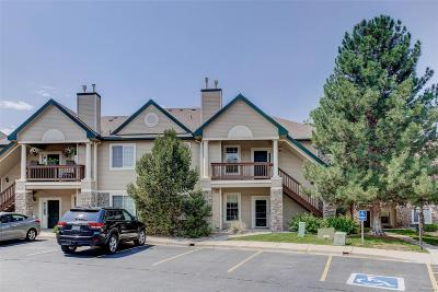 Aurora Condo/Townhouse Active: 4065 South Crystal Circle #202
