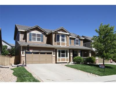 Highlands Ranch CO Single Family Home Sold: $545,000
