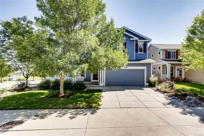 Longmont Single Family Home Active: 4738 Portofino Drive