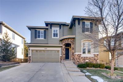 Highlands Ranch Single Family Home Under Contract: 5479 Fullerton Circle