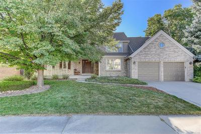 Littleton Single Family Home Under Contract: 5404 South Hoyt Street