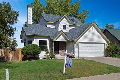 Aurora Single Family Home Active: 18333 East Union Drive