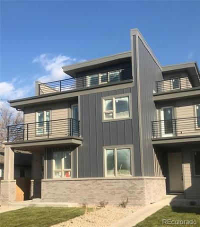 Englewood Condo/Townhouse Active: 3016 South Lincoln