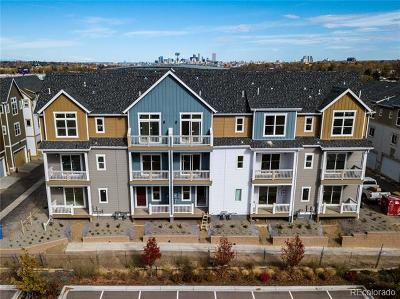 Englewood Condo/Townhouse Active: 2854 South Galapago Court