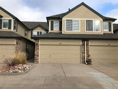 Littleton Condo/Townhouse Active: 8307 South Garland Circle