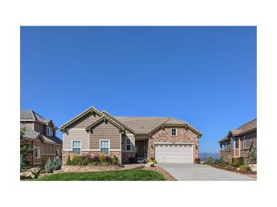 Highlands Ranch CO Single Family Home Active: $925,000