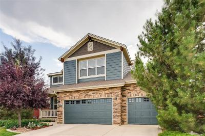 Frederick Single Family Home Under Contract: 6331 Steeple Rock Drive