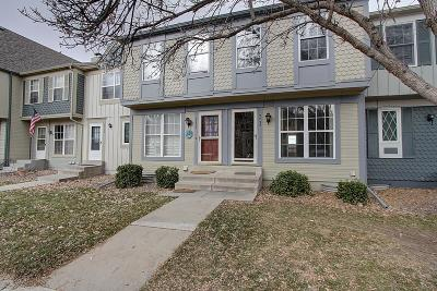 Lakewood Condo/Townhouse Active: 9735 West Cornell Place