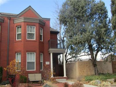 Condo/Townhouse Under Contract: 1549 South Grant Street