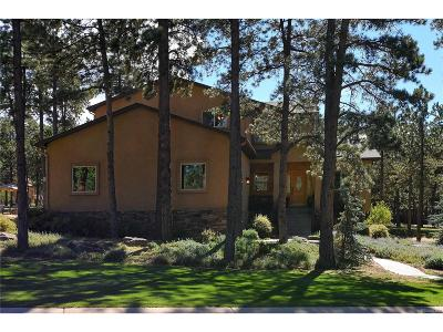 Woodland Park Single Family Home Under Contract: 450 Fairfield Lane