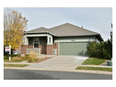 Broomfield Single Family Home Active: 12452 Irving Drive